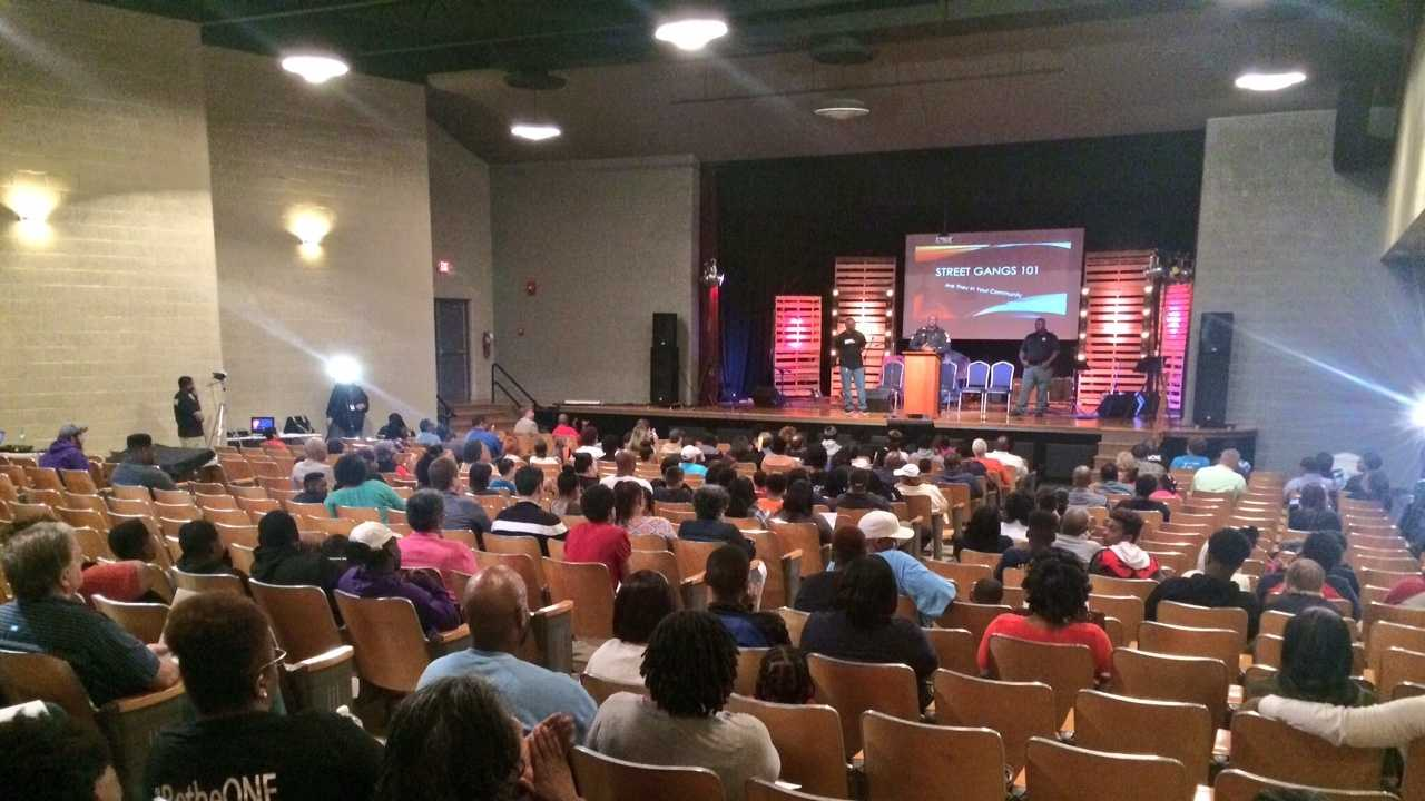 Operation Impact Life hosted gang awareness forum