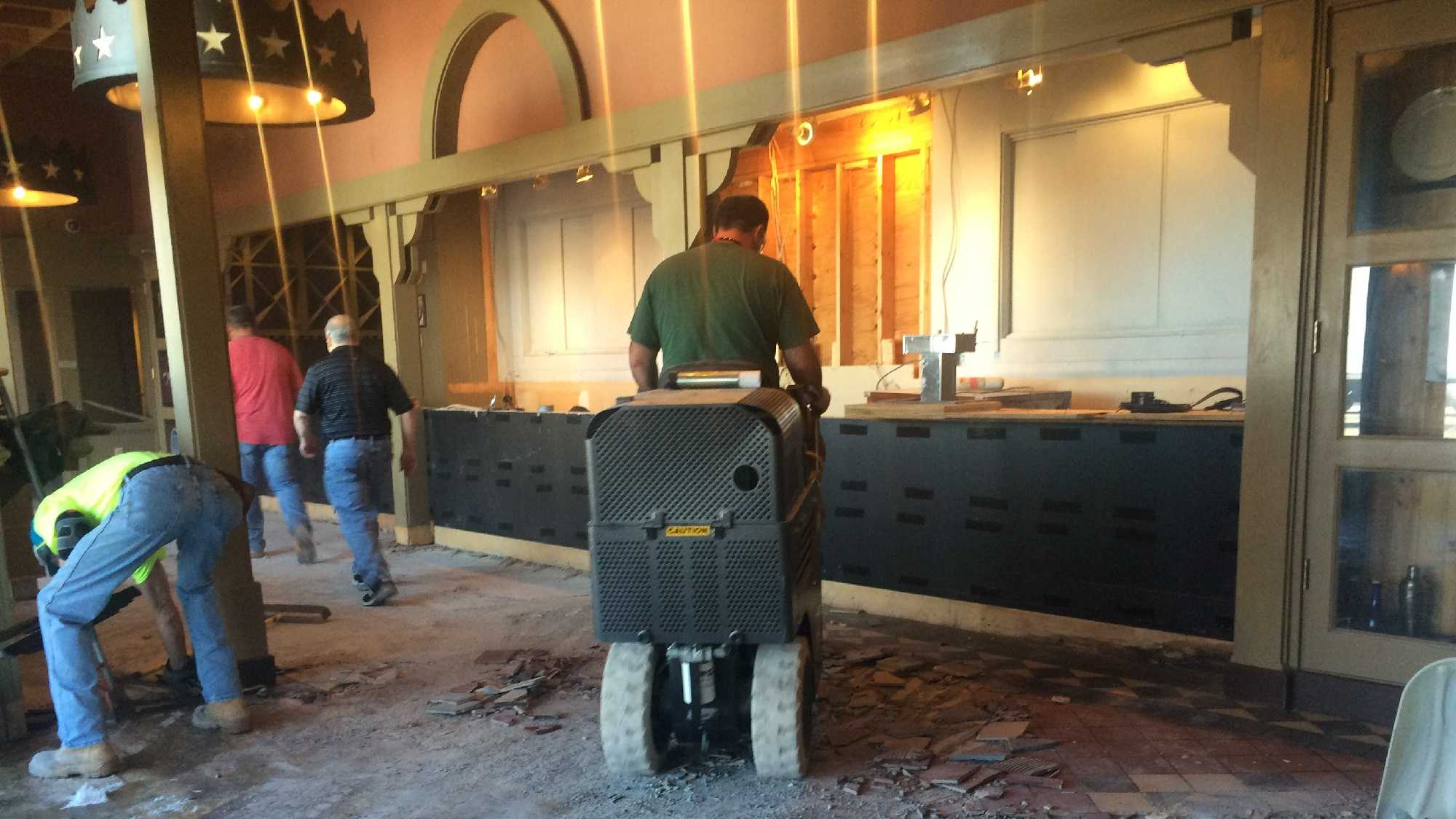 CityRange Steakhouse begins renovations expected to take about two weeks