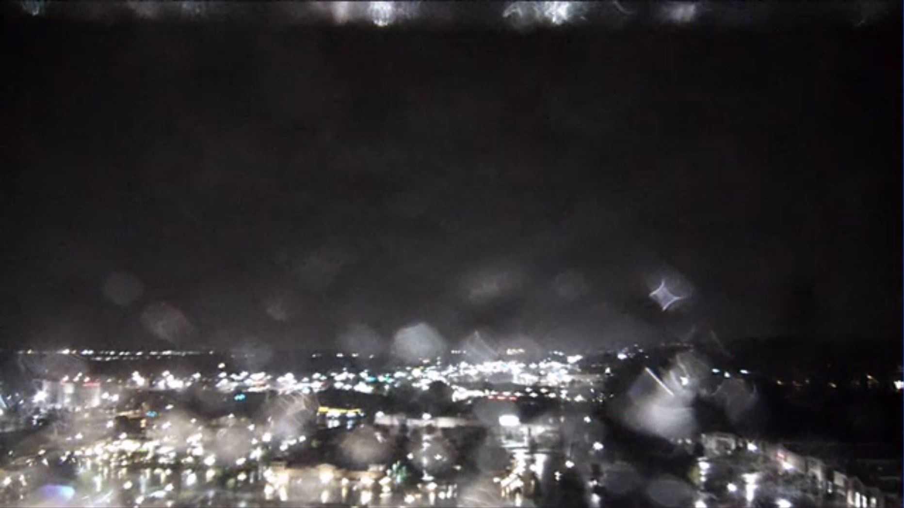 Rainy Woodruff Skycam