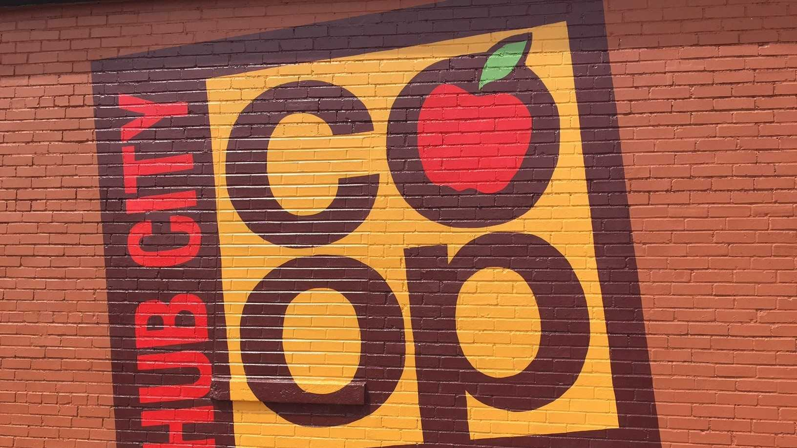 The Hub City Co-op is the first grocery store of its kind in South Carolina.