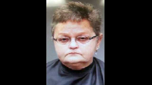 Peggy Atkins: Accused of sexually assaulting a toddler