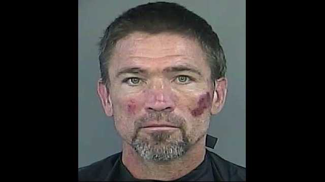 Michael Eugene Smith Jr.: Accused of resisting arrest and trying to run over a deputy