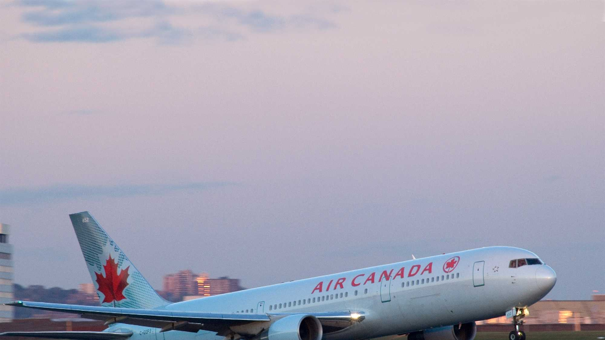 GSP in talks with Air Canada