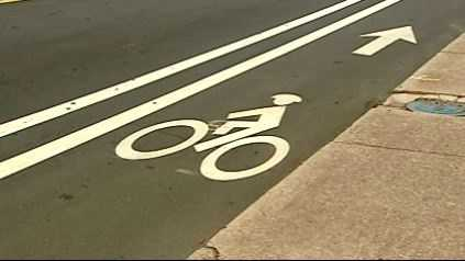 Greenville city leaders are seeking input from the public on where they'd like to see more bike lanes.