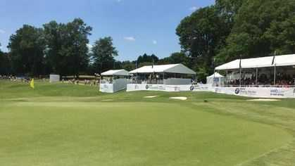 Greer's Thornblade Club hosts the final round of the BMW Charity Pro-Am.
