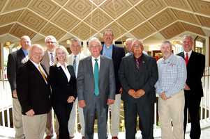 N.C. Senator Jim Davis and N.C. House Representative Joe Sam Queen both participated and spoke before the legislature in support of naming it the state's trout capital. Also in attendance in support of the hearing in Raleigh were Julie Spiro, Executive Director of the Jackson County Chamber of Commerce&#x3B; Brian McMahan, Chairman of the Jackson County Commissioners&#x3B; Jackson County fly fishing guide and co-founder of the WNC Fly Fishing Trail. Alex Bell&#x3B; Jackson County fly fishing guide Shannon Messer&#x3B; and Jackson County Chamber of Commerce Assistant Director Kelly Donaldson.