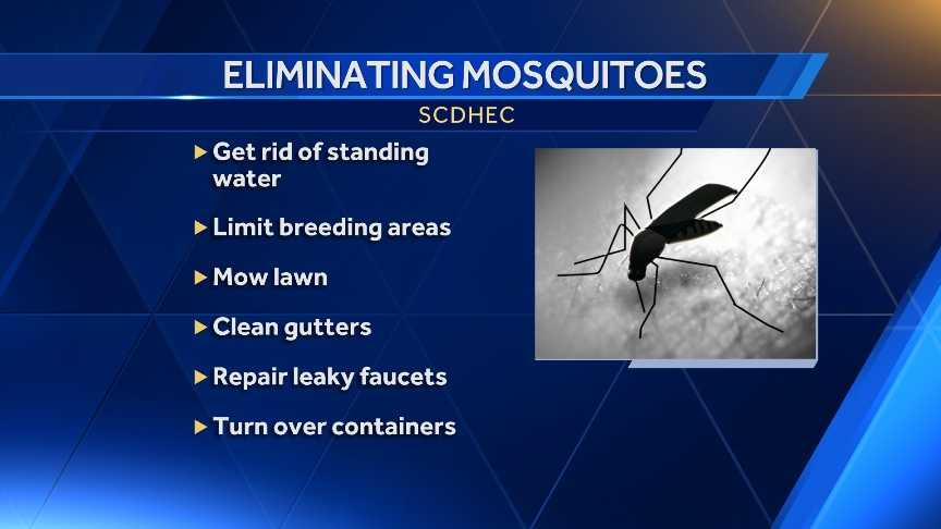 Mosquito Control Notice