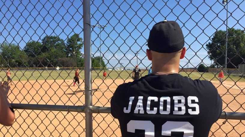 A softball tournament will benefit the family of slain Greenville police officer Allen Jacobs.