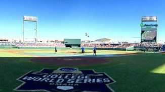 The Coastal Carolina Chanticleers are playing for their first national championship in their first trip to the College World Series.
