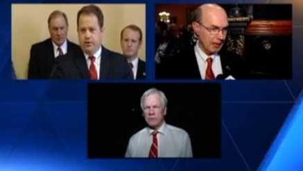 Sen. Lee Bright, Sen. Larry Martin, Sen. Mike Fair defeated during runoff elections.