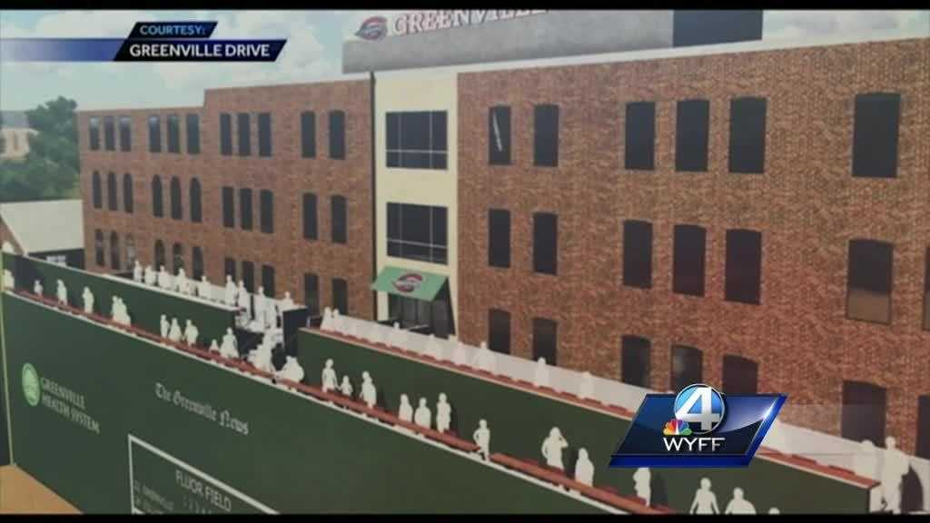 Greenville Drive announce changes to Fluor Field