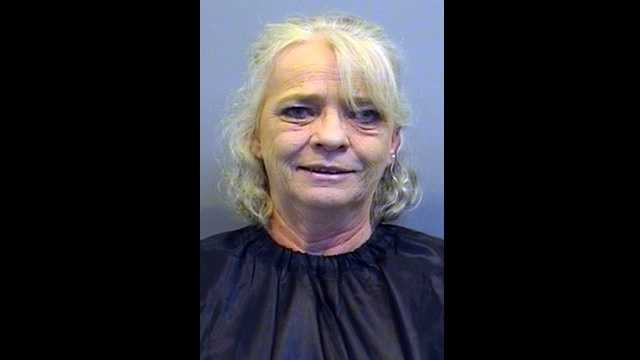 Jerri Lynn Varner: Charged with disseminating obscene material