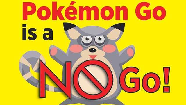 Bon Secours bans 'Pokemon Go' on all campuses