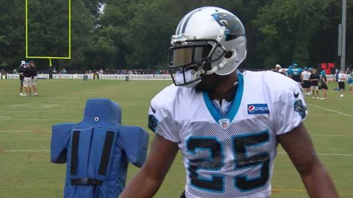 Bene Benwikere, Carolina Panthers Cornerback