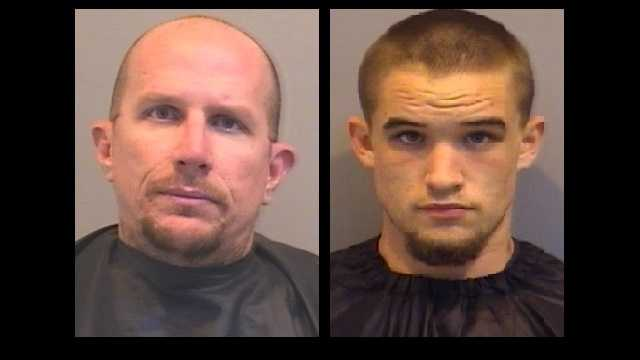 Ashley Tyler  and Kenneth Lipsey captured after escaping from Union County jail.
