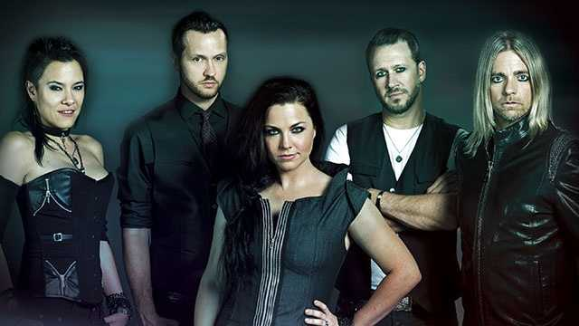 Evanescence is made up of Lee - center (vocals, piano, keyboards), Will Hunt (drums), Troy McLawhorn (guitar), Jen Majura (guitar, vocals) and Tim McCord (bass).