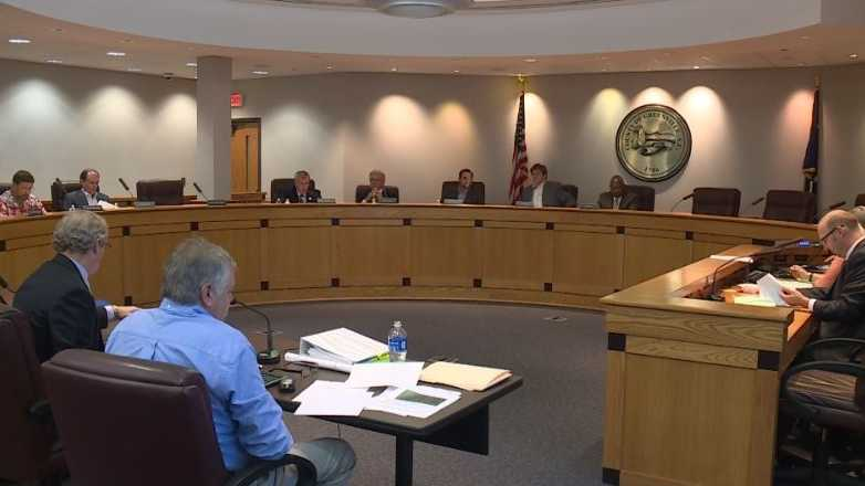 Greenville Co planning commission