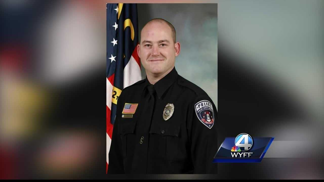 Investigators are still trying to determine what led to the shooting that left a Shelby police officer critically injured.