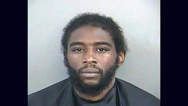 Joseph Ali Stevenson is charged in two Anderson County armed robberies.