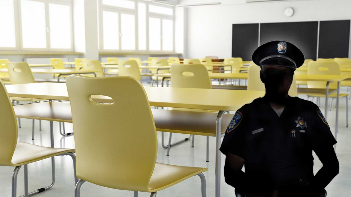 School police investigation