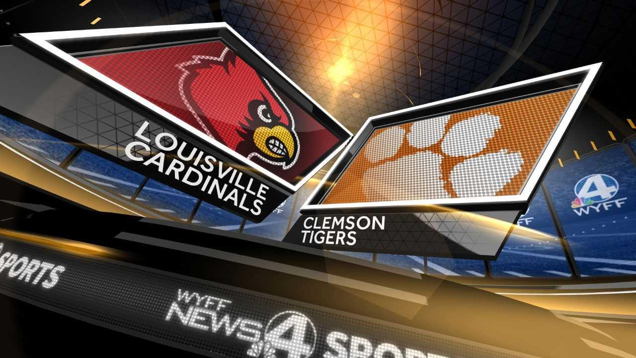 Louisville at Clemson