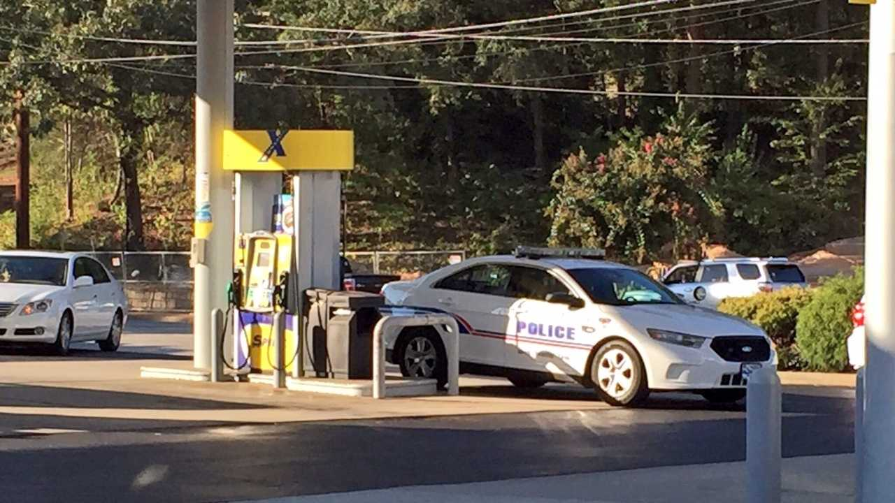 Greenville city gas issue
