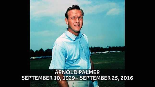 Arnold Palmer Remembered HDS