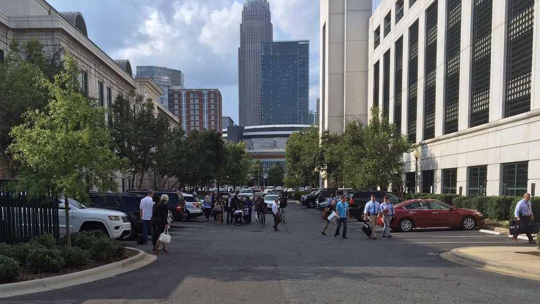 Charlotte bomb threat