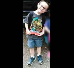 Jacob Hall is the 6-year-old shot at Townville Elementary