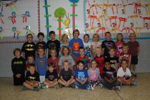 From Walhalla Elementary School in Oconee County School District