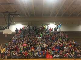 From West Oak High School in Oconee County School District
