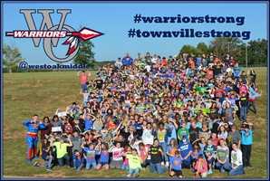 From West Oak Middle School inOconee County School District