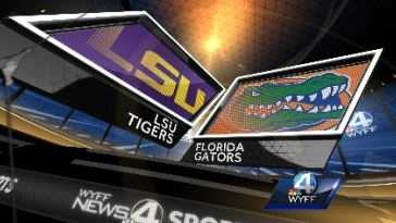 LSU vs Florida