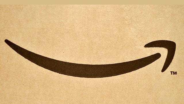 Amazon logo - 29874374