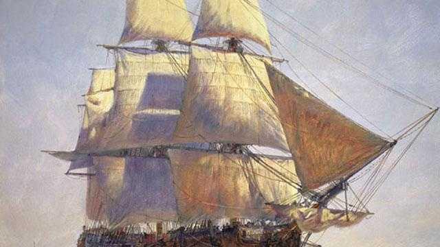 Blackbeard's ship, Queen Anne's Revenge