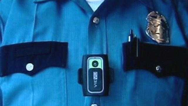 Anderson City Council members gave the police department approval on Monday to buy body cameras for officers.
