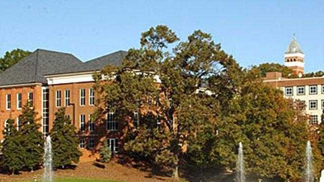 Clemson University generic - 29120904