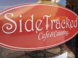 SideTracked Cafe: Recommended by Gail Roper Few