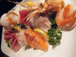 Purple International Bistro and Sushi: Recommended by Kimberly Anne Esposito