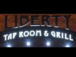 Liberty Tap Room:  Recommended by Cathy Williams Schmidt