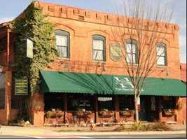 Hare and Hound in Landrum Recommended by Robert Stovall