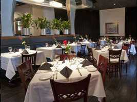 Coal Fired Bistro Recommended by Beth McDougal