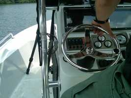 Although boaters are allowed to consume alcohol, the boat operator can not operate the boat while impaired. Doing so is considered illegal and will result in a ticket and jail time.