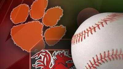 Clemson_USC Baseball - 28093981