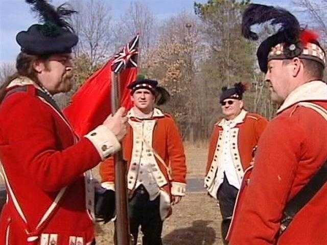 Watch a reenactment of a battle that was a turning point of the Revolutionary War at Cowpens Battlefield. (Tim Waller)