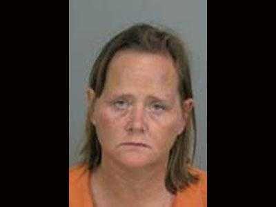 Caroline Manis: Shot her husband while he slept