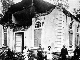 Goose Creek Church in Charleston.