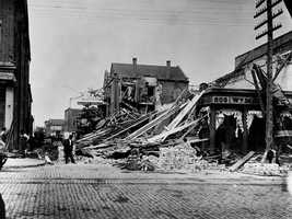 The most damaging natural disaster in South Carolina history other than Hurricane Hugo was the 1886 earthquake that shook Charleston.