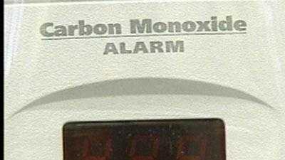 A carbon monoxide alarm can be a life-saver.