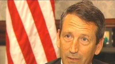 Gov. Mark Sanford Interview 1.8.2007 - 10699113